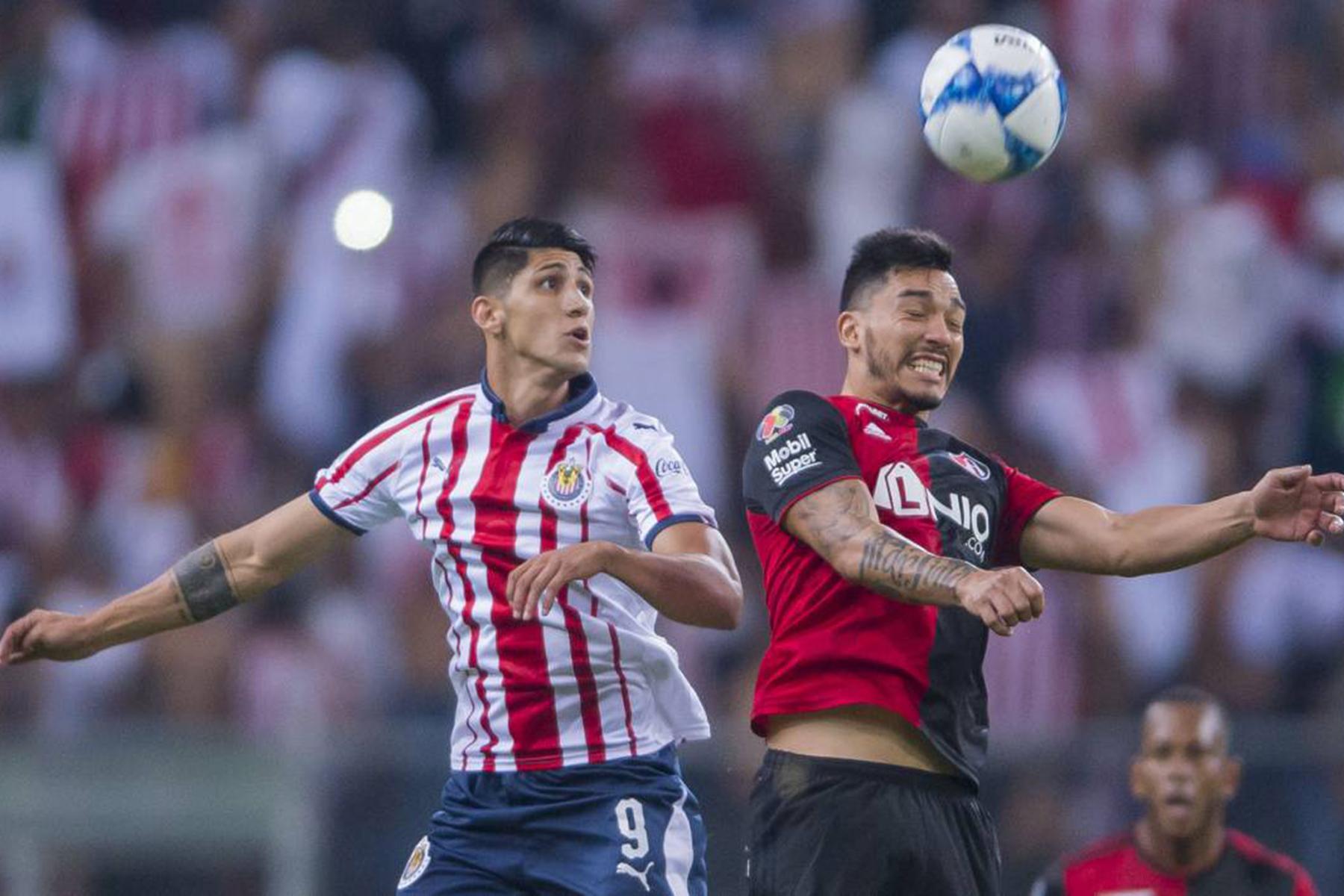Chivas vs Atlas