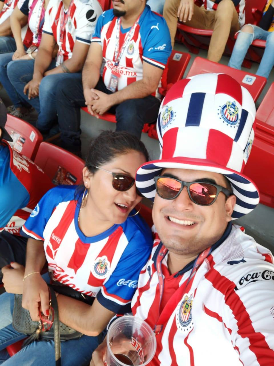 estadio chivas vs tigres