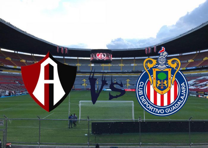 atlas vs chivas clausura 2020
