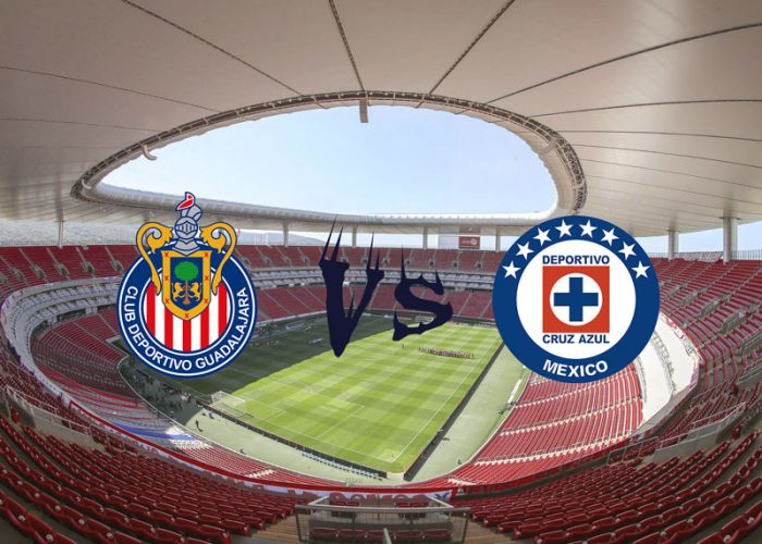 Chivas vs Cruz Azul Clausura 202
