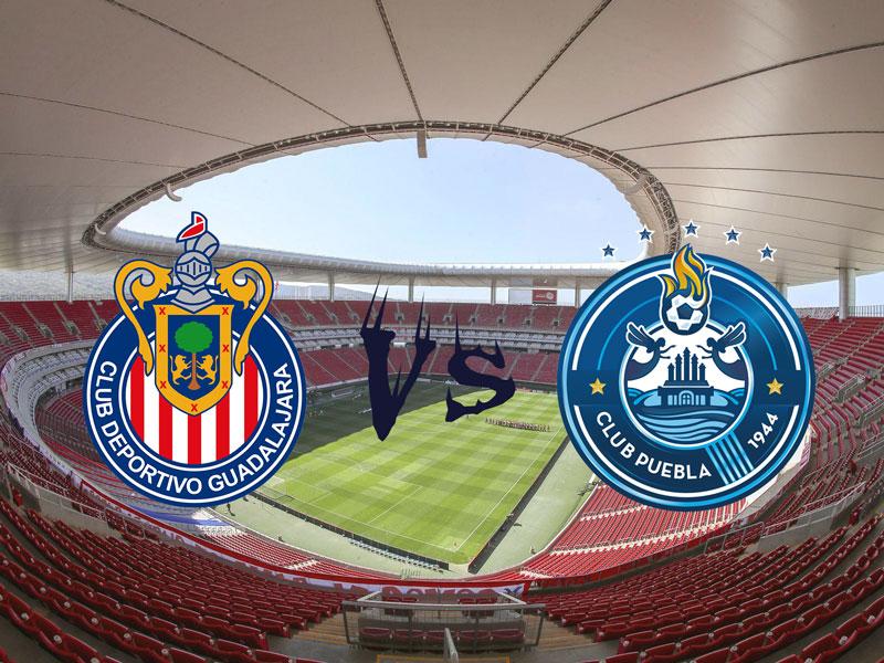 Chivas vs Puebla Clausura 2020