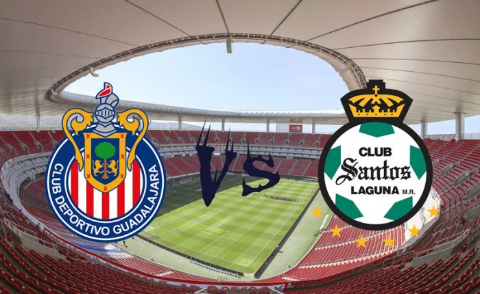 Chivas vs Santos Clausura 2020