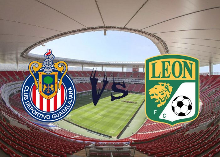 Chivas vs Leon Clausura 2020